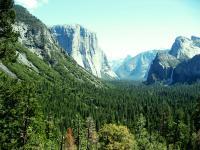 Yosemite yang tak terlupakan