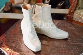Ethree 'Bukan Kaki Cari Sepatu Tapi Sepatu Cari Kaki'