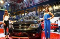 Chrysler Indonesia Memperkenalkan Dodge Journey 3.6L AWD Di Ajang IIMS 2013
