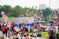 Monas Fair 2013 Pameran Kerajinan UKM Dan Kuliner Betawi