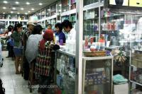 Dunia Kosmetik Pasar Baru
